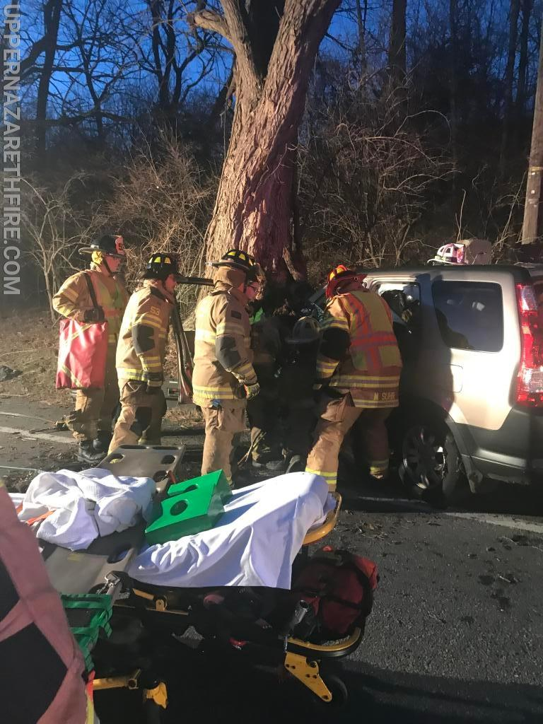 MVA With Injury Bath Pike (RT 248) - Upper Nazareth Fire Department